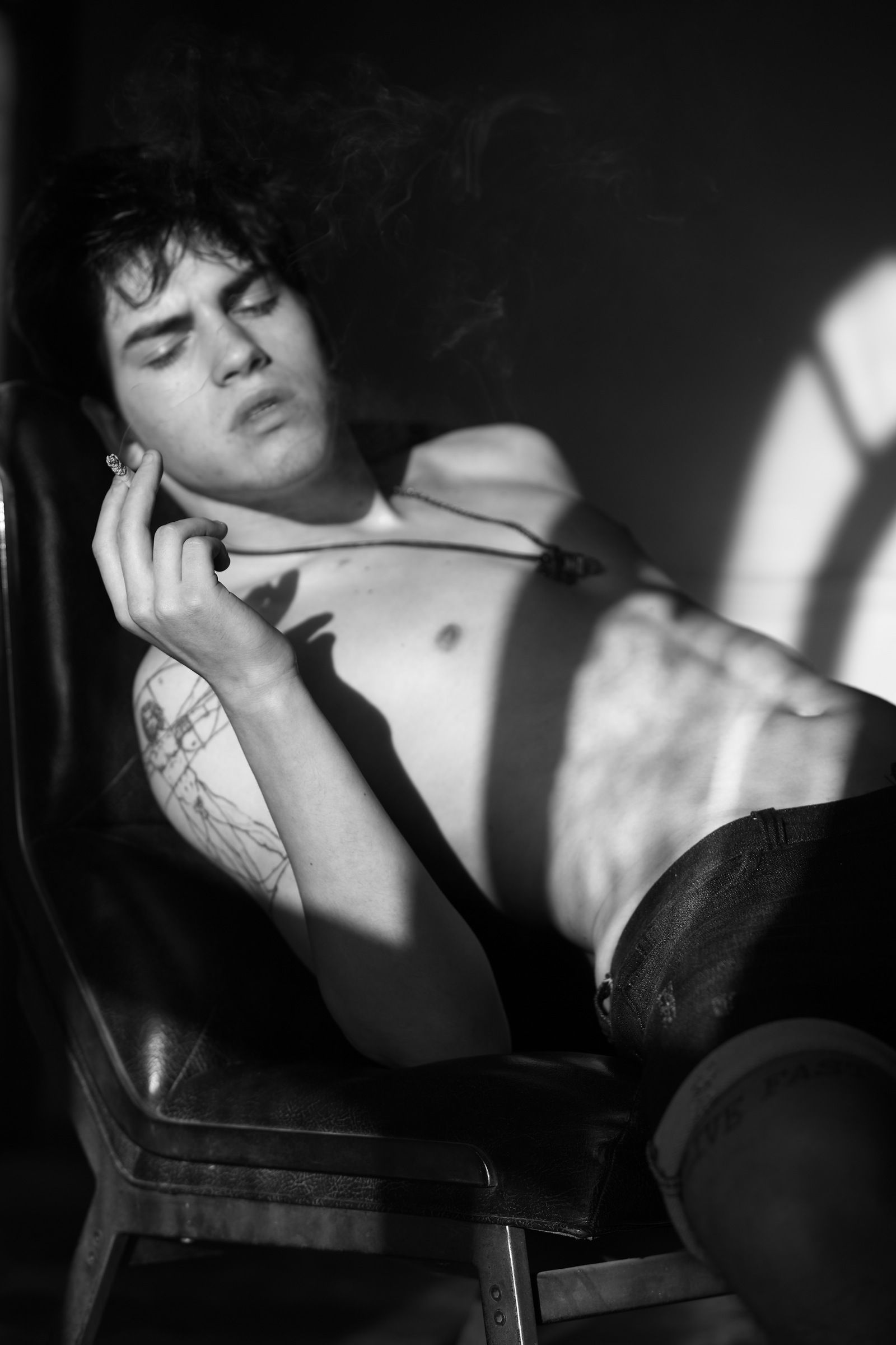 leo montes, leomontes, EDITORIAL MEN